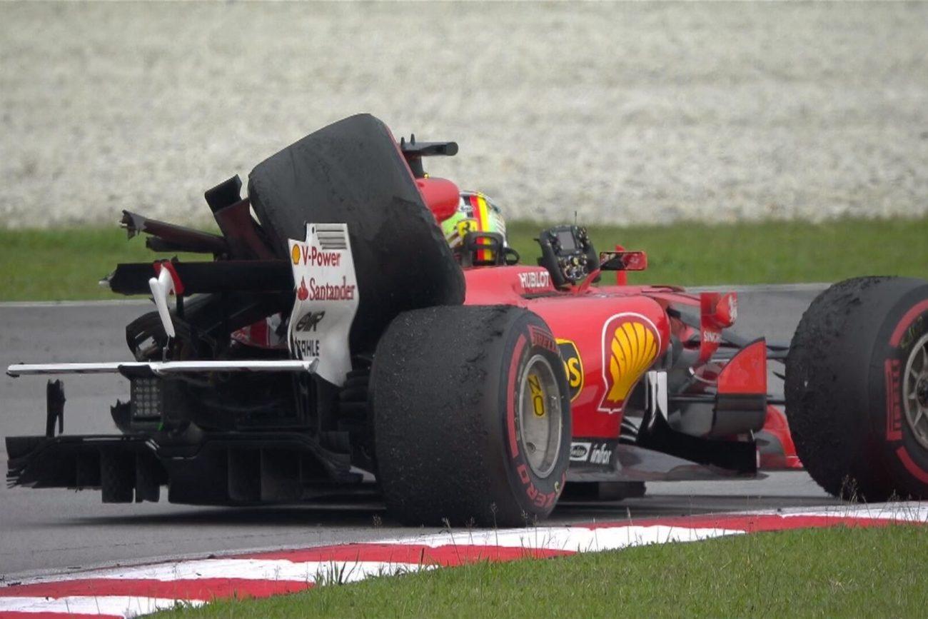 Sebastian Vettel Berkomentar Soal Situasi Internal F1 GP Jepang 2018