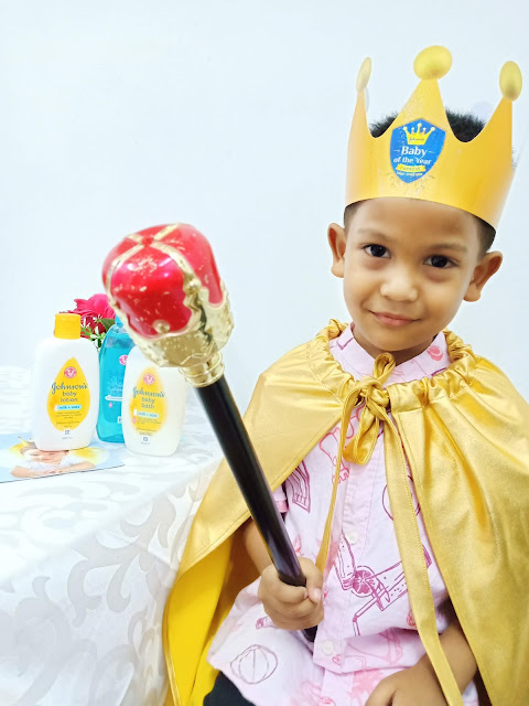 Johnson's Baby of the Year Contest Kembali,Hadiah Lumayan Sehingga RM80,000 Untuk Dimenangi