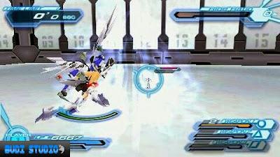Busou Shinki: Battle Masters PPSSPP android