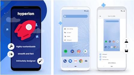 Aplikasi Launcher Android - 5