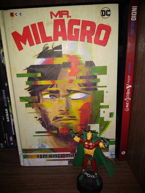 Mr. Miracle-Tom King & Mitch Gerards