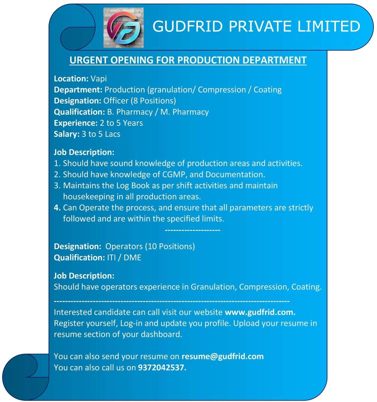 Housekeeping Openings Urgent Openings For Freshers And Experienced Candidates At Gudfrid