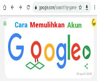 Cukup 5 Mnt Memulihkan Akun Gmail Yang Hilang Lewat Hp Akun Google Cara Induk