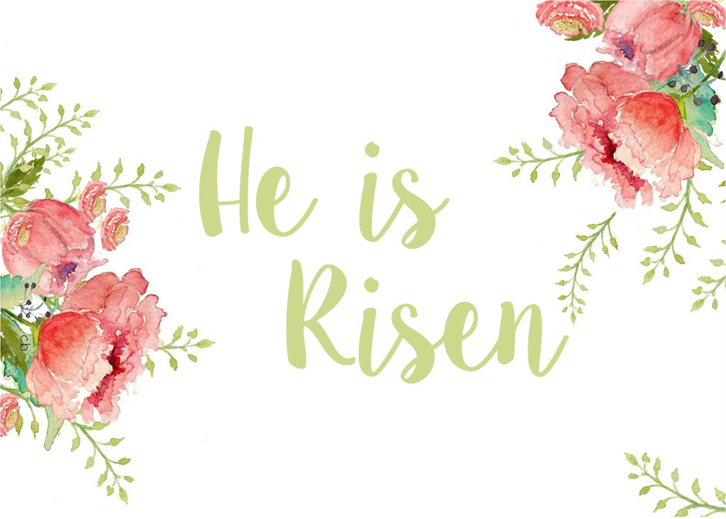 It's just a graphic of Magic He is Risen Printable