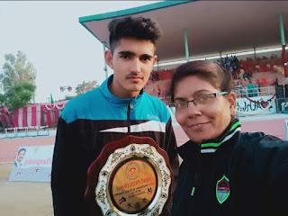 भारत चेंपियन एथलिट राहुल बिश्नोई