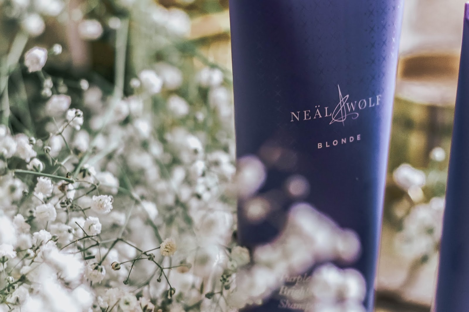 Cruelty Free Neal and Wolf Shampoo