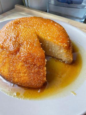 Gluten Free Golden Syrup Steamed Pudding