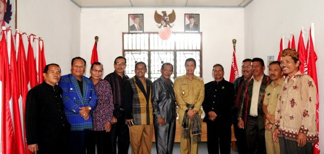 Wakil Walikota Pematangsiantar, Hefriansyah Janji Akan Bangun Tugu Sang Naualuh