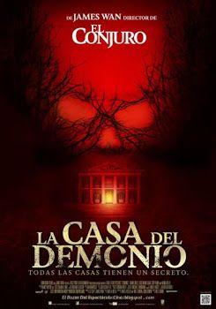 La Casa del Demonio en Español Latino