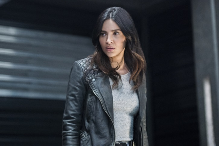 Performers Of The Month - May Winner: Outstanding Actress - Floriana Lima