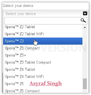 Unlock Bootloader On Sony Xperia Z3, Z3 Compact, Z3+