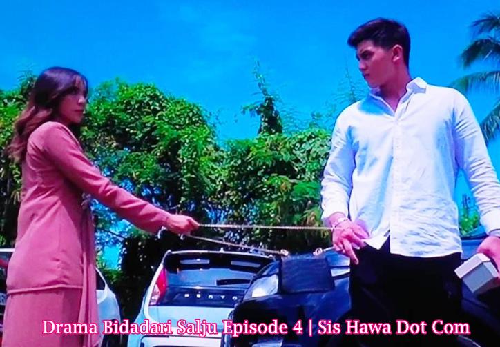 Drama Bidadari Salju Episode 4