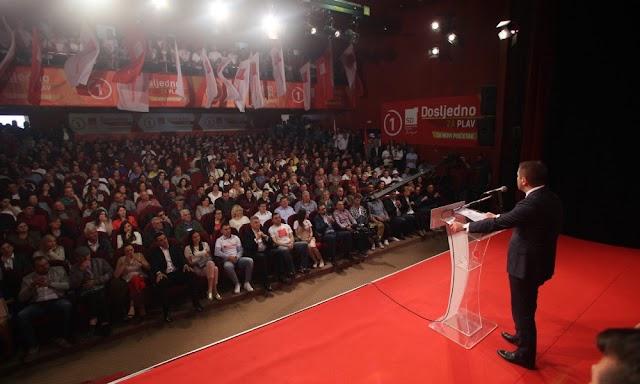 SD: Ostajemo najjača partija u Plavu, devet od 10 odbornika su uz nas