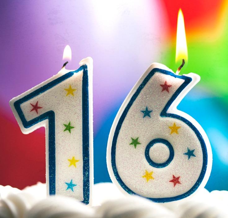 30+ Beste Geburtstagswünsche 16 Jahre Junge & Mädchen