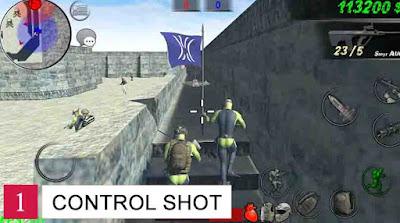 Game-FPS-Control-Shot
