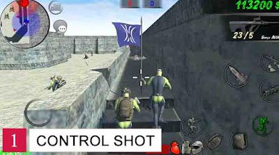 Game-FPS-Control-Shot