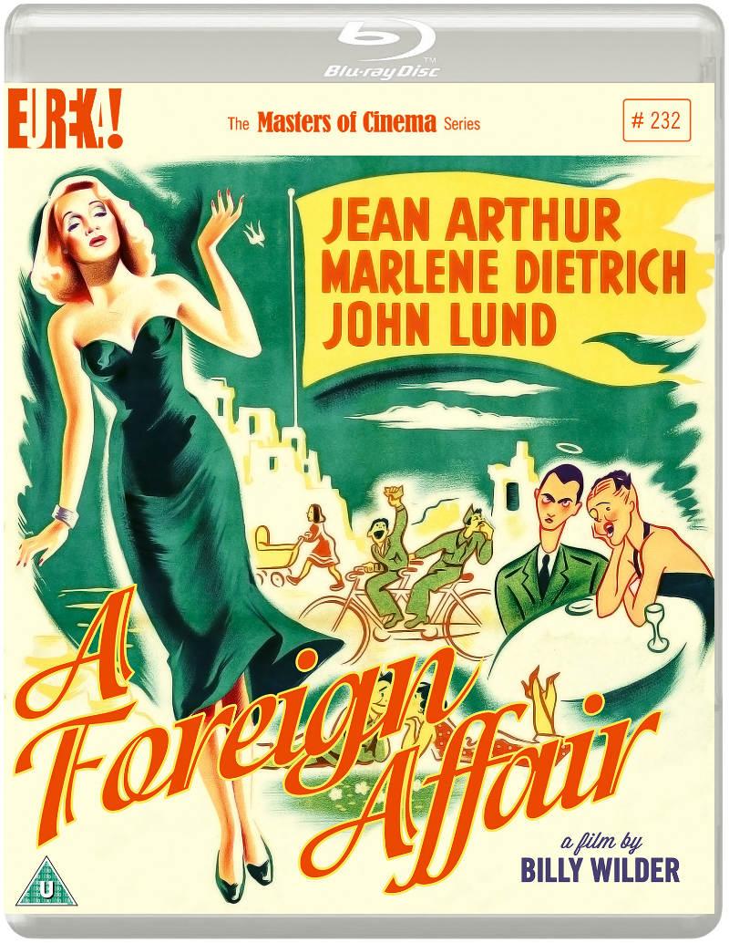 a foreign affair bluray