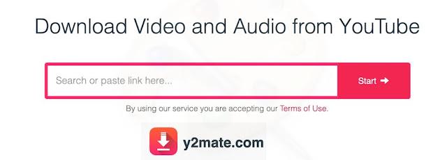 Y2mate.Com Screenshot