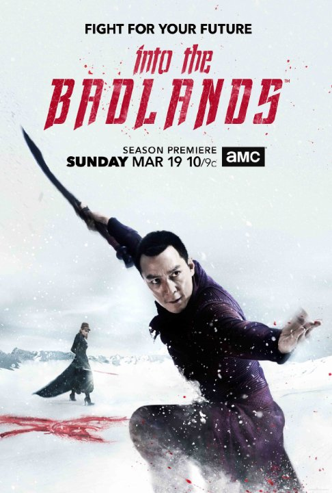 serie into the badlands temporada 2 estreno españa