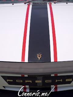 Chevy Small Block Porsche 914 Stripes