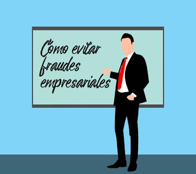 fraudes empresariales
