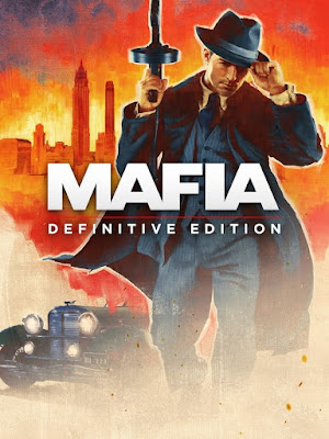 Capa do Mafia: Definitive Edition