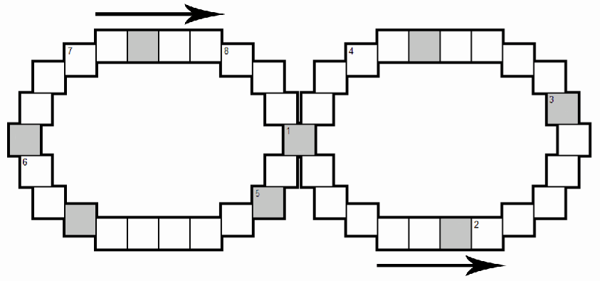 Redhead64's Obscure Puzzle Blog!: PUZZLE #8: Infinigrid