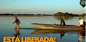 Período Piracema, Nó de Pesca