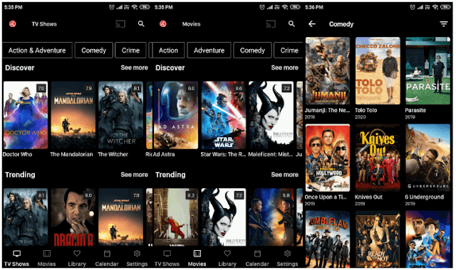 UHDFLIX Tv Best Android application For movies and TV shows In 2020