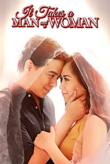 It Takes a Man and a Woman is a 2013 Filipino romantic comedy film directed by Cathy Garcia-Molina and written by Carmi Raymundo.