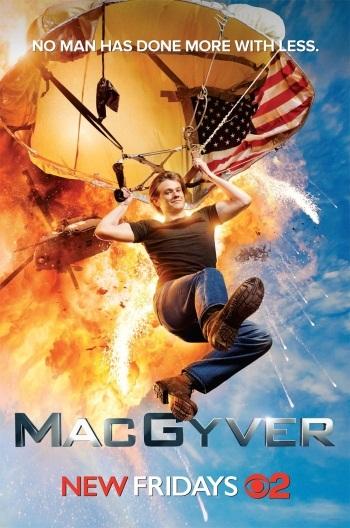Baixar MacGyver 1ª Temporada Legendado