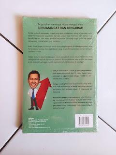 1 Kejar Target Penulis Dedy Budiman
