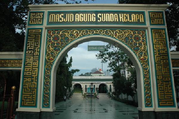 Masjid Sunda Kelapa Jakarta
