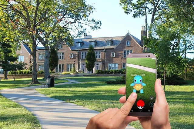 game augmented reality android
