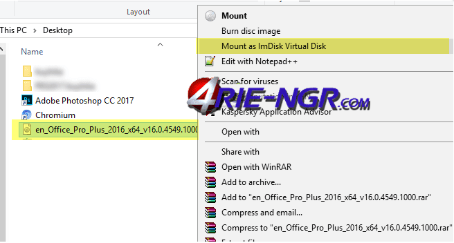 ImDisk Virtual Disk Driver 2.0.9 Terbaru Full Version
