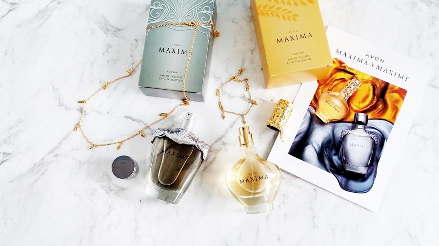 Avon • Maxima & Maxime, Perfumy dla niej i dla niego
