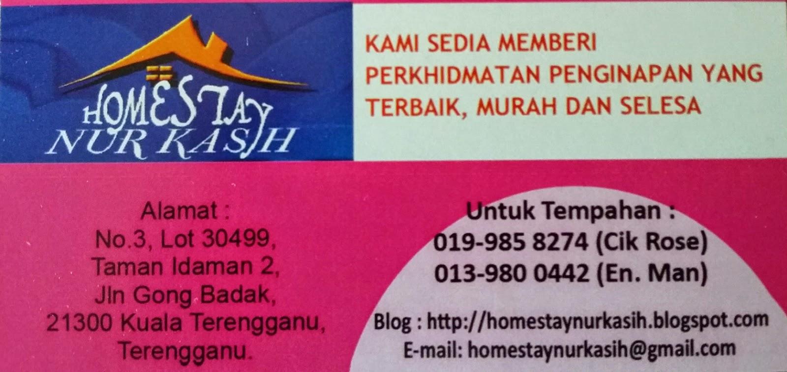 Homestay Murah Selesa Di Kuala Terengganu