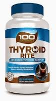 100 Naturals Thyroid Rite