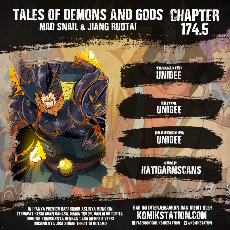 Komik tales of demons and gods 174.5 - chapter 174.5 175.5 Indonesia tales of demons and gods 174.5 - chapter 174.5 Terbaru 2|Baca Manga Komik Indonesia