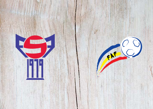 Faroe Islands vs Andorra -Highlights 13 October 2020