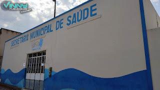 Secretaria de Saúde de Barra da Estiva