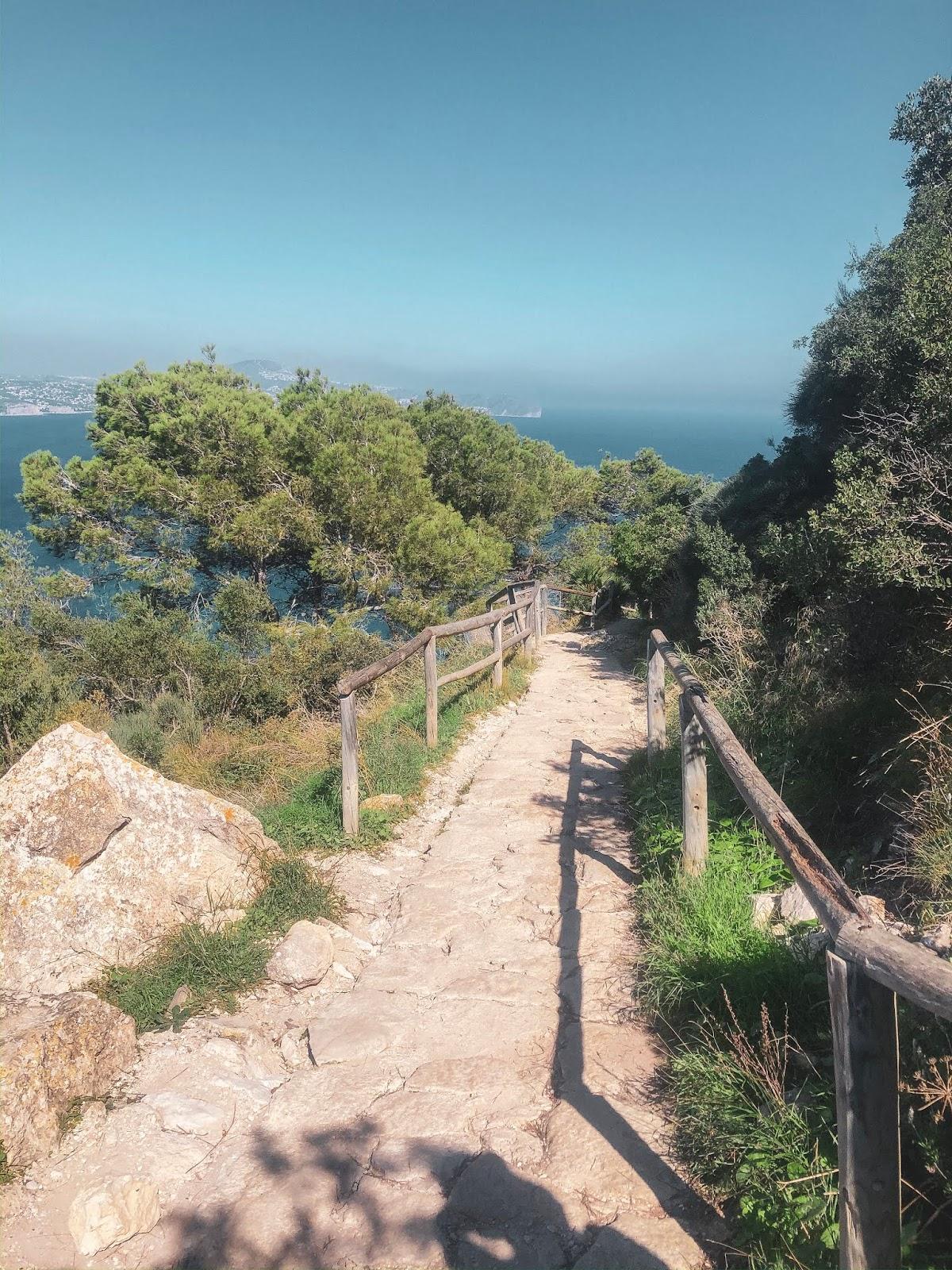 Calpe Spain Parque Natural de Penyal D'Ifach
