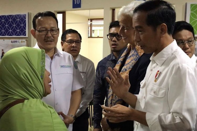 Percuma Marah ke BPJS, Mereka Cuma Jalankan Putusan Jokowi