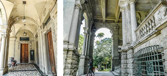 Casarão do Parque Lage, Rio de Janeiro