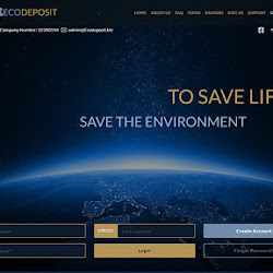 Ecodeposit Limited: обзор и отзывы о ecodeposit.biz (HYIP платит)