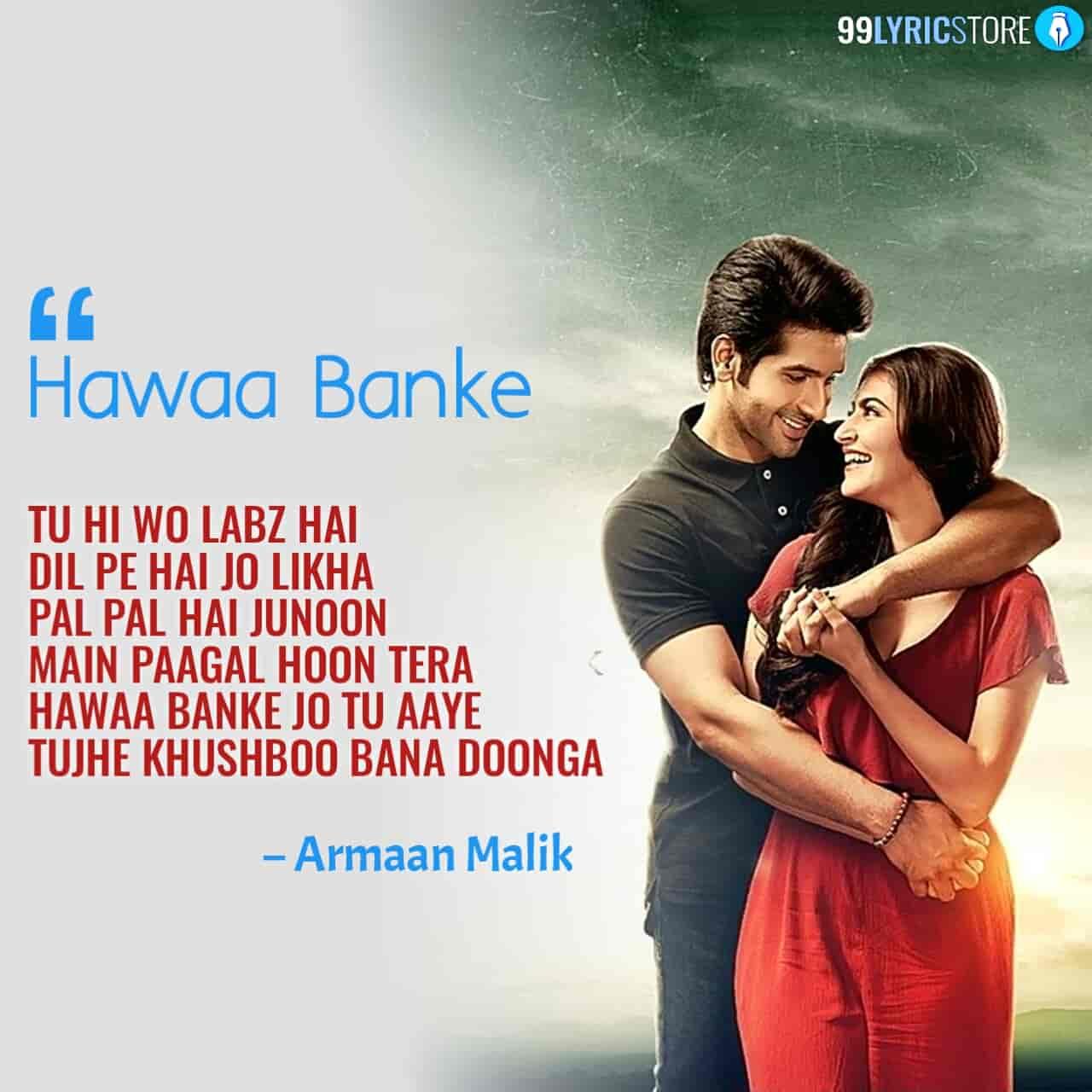 Hawaa Banke Armaan Malik Song Images