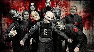 Photo des membres de Slipknot