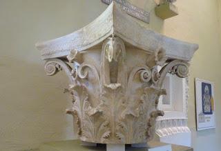 Península del peloponeso. Museo de Epidauro.