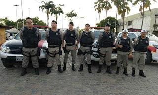 Militares do 4º BPM realizam operações policiais em Guarabira, Mulungu e Alagoa Grande