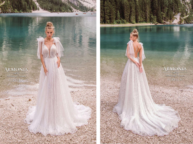 Armonia Brautkleider-Inspirationen